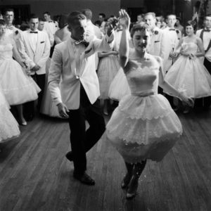 188f25ca368 Students dancing at prom in the 1950 s